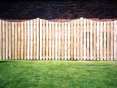 Słupki drewniane kwadratowe